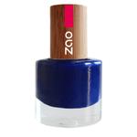 Vernis à ongles Bleu nuit 653 - Zao MakeUp