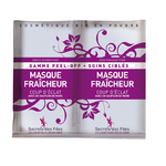Masque Fraîcheur - Coup d'éclat - Secrets des Fées
