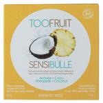 Pain surgras Sensibulle Ananas-Coco - TOOFRUIT