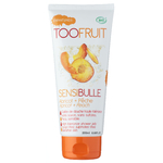 Gel douche Sensibulle Abricot-Pêche 200 ml - TOOFRUIT