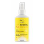 Crème solaire bio SPF50 spray - Annecy Cosmetics