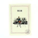 Carnet Doux Good - Notes book I love Paris