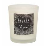 "Bougie artisanale ""Lume"" - BELESA"