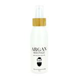 Huile de barbe pure et peigne pliable - Argan Héritage