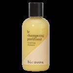 Le shampoing purifiant pour cheveux secs et bouclés - Hic&Nunk