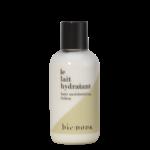 Le lait hydratant pour soigner les cheveux durablement - Hic&Nunk