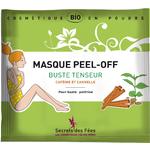 Masque peel-Off buste tenseur - Secrets des Fées