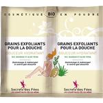 Grains exfoliants pour la douche - Douceur hydratant - Secrets des Fées