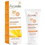 Crème solaire teintée - Doré SPF30 - Acorelle