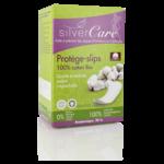 Protège slip en coton bio - Silvercare