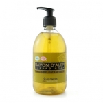 Savon d'Alep liquide - Olive et Laurier - Flacon pompe 500 ml - Karawan
