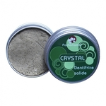 Crystal dentifrice solide aux 2 menthes - Pachamamaï