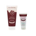 Duo 100% chocolat - Chocomousse et Chocodélice - Nougatine Paris