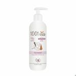 Gel moussant 200 ml - Gamme Tolérance pour peaux réactives et hypersensibles - 1001 vies