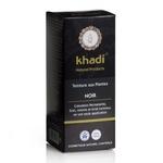 Coloration végétale naturelle aux plantes ayurvédiques - Noir - Khadi