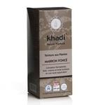 Coloration végétale naturelle aux plantes ayurvédiques - Marron foncé - Khadi