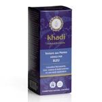 Coloration végétale naturelle aux plantes ayurvédiques - Indigo Pur Bleu - Khadi