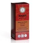 Coloration végétale naturelle aux plantes ayurvédiques - Henné Pur Rouge - Khady