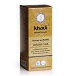 Coloration végétale naturelle aux plantes ayurvédiques - Châtain clair - Khady