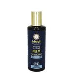 Neem - Shampoing ayurvédique pour cheveux avec pellicules - Khadi