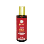Amla - Shampoing ayurvédique pour cheveux ternes et sans brillance - Khadi