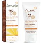 Crème solaire teintée - Abricot SPF50 - Acorelle