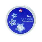 Elixir NYX - Soin visage solide présenté dans sa boîte en métal - Pachamamaï
