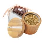 Mineral Silk - Poudre libre minérale - Très clair ocre 507 - Zao MakeUp