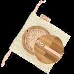 Mineral Silk - Poudre libre minérale - Beige sable 509 - Zao MakeUp