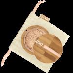 Mineral Silk - Poudre libre minérale - Beige doré 510 - Zao MakeUp