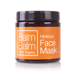 Masque visage à l'Hibiscus - Balm Balm