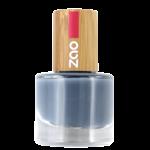Vernis à ongles Bleu Gris 670 - Zao MakeUp