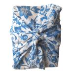 Furoshiki Doux Good - Huawai bleu