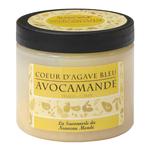 Cœur d'Agave bleu Avocamande - La Savonnerie du Nouveau Monde