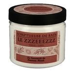 Somptueuse de bain Le Zzzeeezzz - La Savonnerie du Nouveau Monde