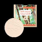 RECHARGE - Poudre compacte - Ivoire 301 - Zao MakeUp