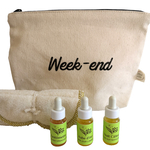 Trousse Mes essentiels Week-end des Douces Angevines