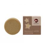 Recharge Cocoon Déodorant solide naturel et végan sans huiles essentielles - Pachamamai
