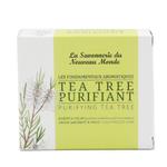 Savon Tea tree purifiant - La Savonnerie du Nouveau Monde
