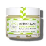 Baume déodorant Peau Sensible - Le Mandarine - Clémence et Vivien