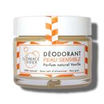 Baume déodorant Peau Sensible - Le Vanille - Clémence et Vivien