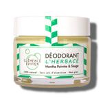 Baume déodorant aux huiles essentielles - L'Herbacé - Clémence et Vivien
