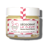 Baume déodorant aux huiles essentielles - Le Fleuri