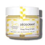 Baume déodorant aux huiles essentielles - Le Sucré - Clémence et Vivien