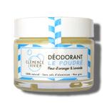 Baume déodorant aux huiles essentielles - Le Poudré - Clémence et Vivien