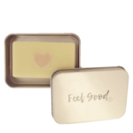 Savon Feel Good dans sa boîte à savon - Doux Good