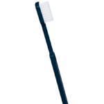 Brosse à dents écologique - Couleur bleu marine - Poils médium - Caliquo