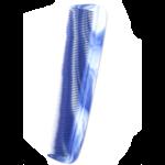 Peigne de poche bleu - Caliquo
