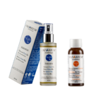 Offre hiver Olivarium - Soin visage bio Edelness revitalisant et shampoing cheveux revitalisant offert