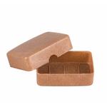 Boîte à savon en bois liquide - APO